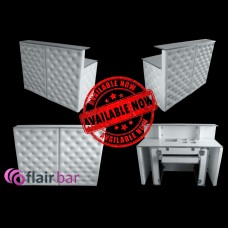 Exclusive Flair Bar Classic White